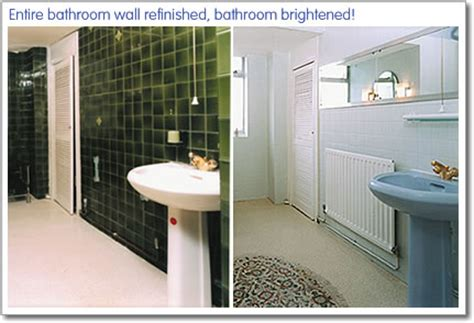 How To Refinish Bathroom Tile by How To Refinish Tile Tile Design Ideas