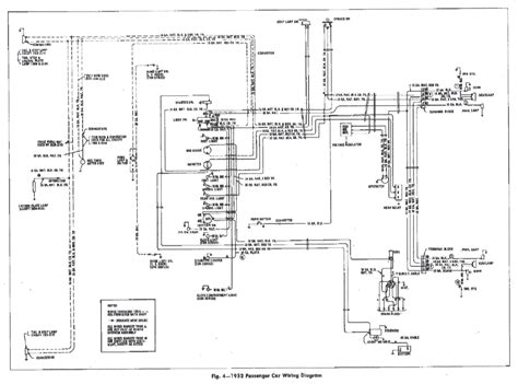 Wiring Diagram For A 1937 Chevy Truck by 1946 Chevy Truck Wiring Diagram Wiring Diagram Database