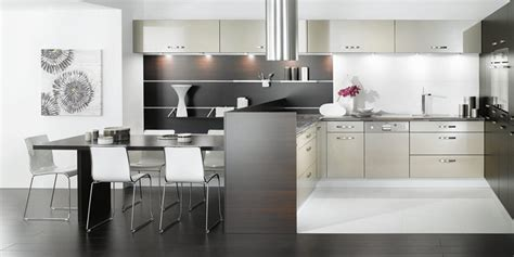 Black And White Kitchen Designs From Mobalpa Interiors Inside Ideas Interiors design about Everything [magnanprojects.com]