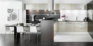 black and white kitchen designs from mobalpa With kitchen design black and white