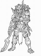 Predator Coloring Pages Alien Printable Adult Aliens Movie Drawing Vs Comic Books Reboot Prometheus Isolation Colouring Avpgalaxy Scott Boys Ridley sketch template