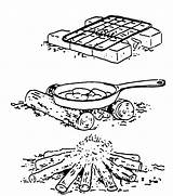 Oven Dutch Clipart Clip Library Fire Cliparts Ates Insanescouter sketch template