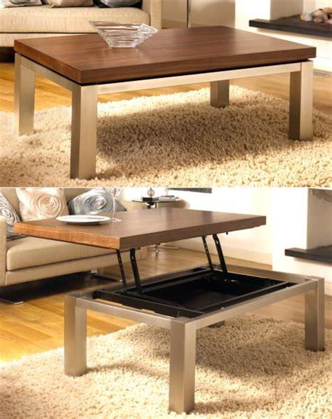 Transformer Furniture Dwell's Convertible Coffee Table