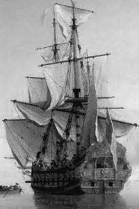 17th Century Sailing Ships