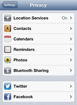 settings on iphone how to manage privacy settings on iphone and how to manage privacy settings on your iphone or
