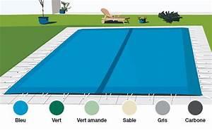 Bache Pour Piscine Rectangulaire : couverture d hiver opaque hivermax 6 m x 3 m label hydro ~ Dailycaller-alerts.com Idées de Décoration
