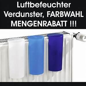 Luftfeuchtigkeit Wohnung Optimal : verdunster heizung klimaanlage und heizung ~ Markanthonyermac.com Haus und Dekorationen