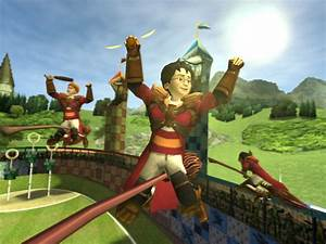 Harry Potter Quidditch World Cup Game Dfhcg