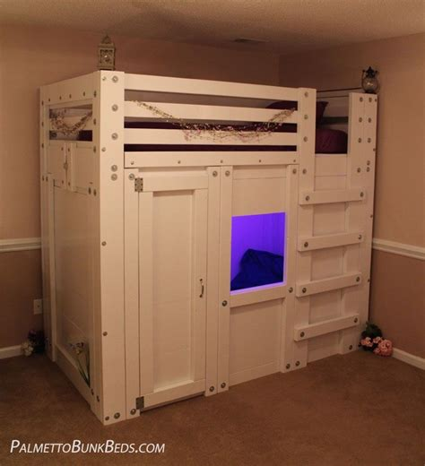 Cabin Beds by Cabin Bed Plan In 2019 Bunk Beds Loft Bed Plans