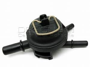 Porsche Water Reservoir Bleeder Valve 7p5121671