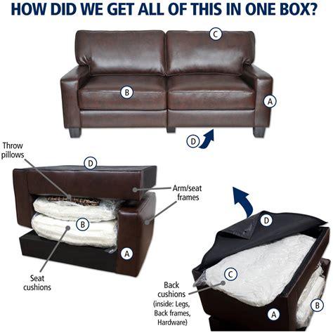 ready to assemble sofa ready to assemble sofa home the honoroak