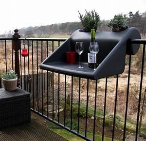 Alles Für Den Balkon : balkonzept beistelltisch zum aufh ngen f r den balkon mit integriertem blumenkasten ~ Bigdaddyawards.com Haus und Dekorationen