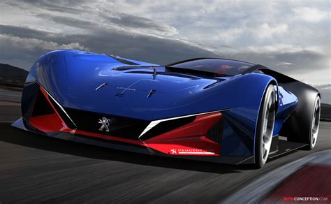 L500 R Hybrid Concept, How Peugeot Sees The Future Of