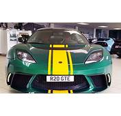 Limited Edition Lotus Evora GTE Available At Leeds