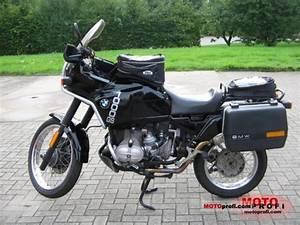 Bmw Paris : 1991 bmw r100gs paris dakar moto zombdrive com ~ Gottalentnigeria.com Avis de Voitures