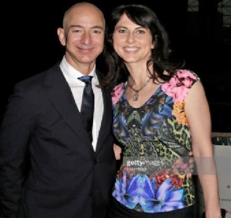 Jeff Bezos' Wife Mackenzie Bezos (Bio Wiki)