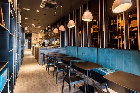 Pedrali furnishes the Rocksalt Bistro & Winebar in Malta