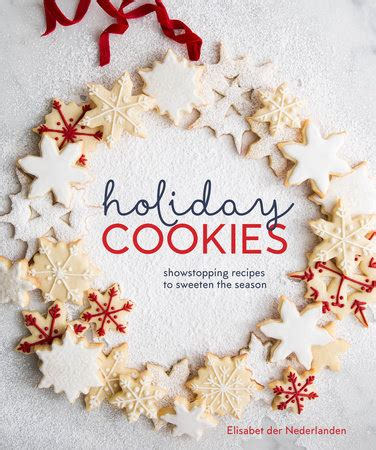 Image result for holiday cookies elisabet nederlanden