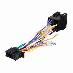 16pin Car Stereo Radio Wiring Harness Connector Plug Iso Pi100 For Pioneer 03-on Sale