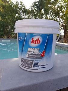 HTH BROME Multifonctions (5 Kg) FERRE PISCINES