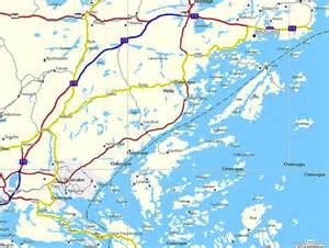 Karta Roslagen Rådmansö Vallentuna | Utskrift av GPSplot ...