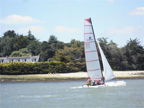 Sortie Trimaran Quiberon by Raid Catamarans De 3 Jours Dans Le Golfe Du Morbihan