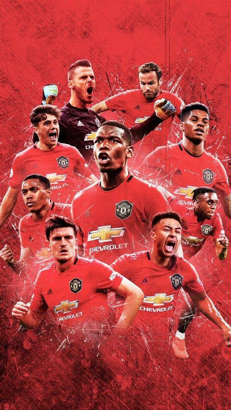 Manchester United Players 2020 Wallpapers - Wallpaper Cave