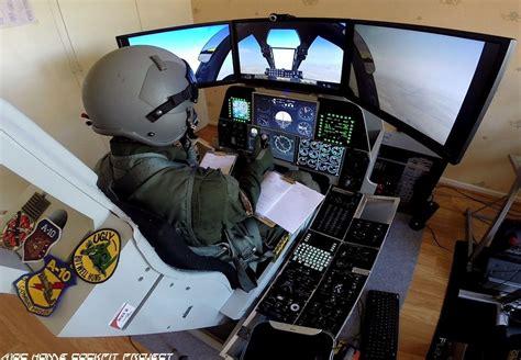 siege simulateur de vol toulouse à 20 ans il construit le simulateur de vol d