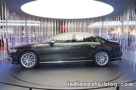 2018 Audi A8 Profile At 2017 Tokyo Motor Show