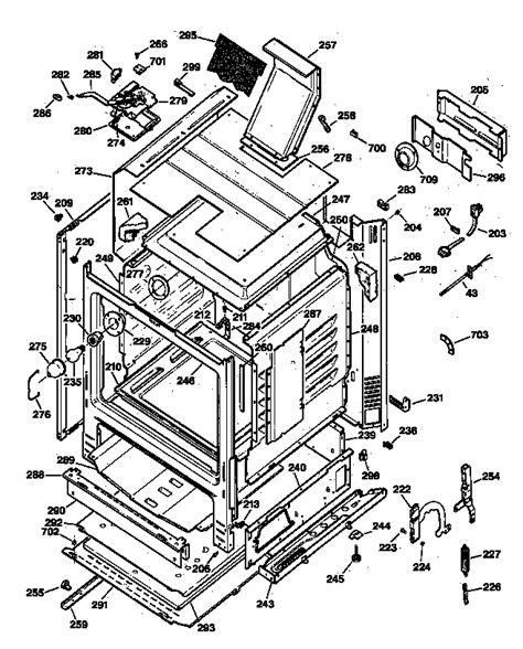 ge stove wiring diagram  wiring diagram source
