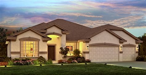 Meritage Homes Palermo Floor Plan by Verde Park Clermont By Builder Meritage Homes