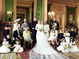 Royal Wedding Photos: Prince Harry & Meghan Markle Married ...