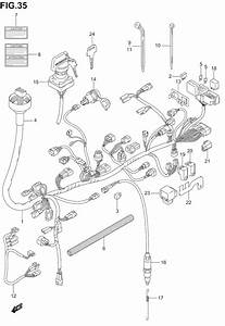 Electric Quad Wiring Diagram For Suzuki