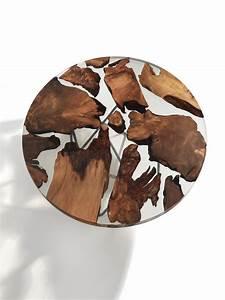 earth table by renzo piano riva1920 design