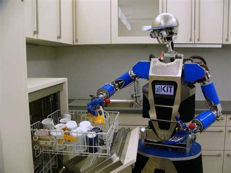 robot qui fait la cuisine la robotisation domestique