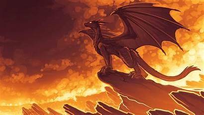 Deviantart Fire Chromamancer Wings Desktop Wallpapers Blaze