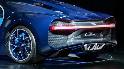 Bear in mind that a standard bugatti chiron costs around $2.5 million to start with. Η αμερικανική νομοθεσία κατέστρεψε την Bugatti Chiron   Drive