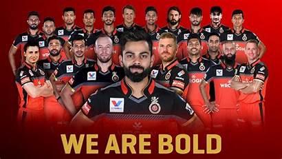Rcb Ipl Squad Royal Team Players Bangalore