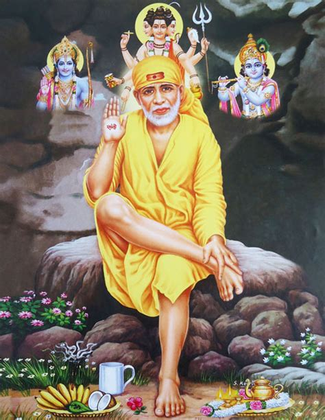 Sai Baba Animated Wallpaper For Mobile - sai baba high quality wallpapers gallery