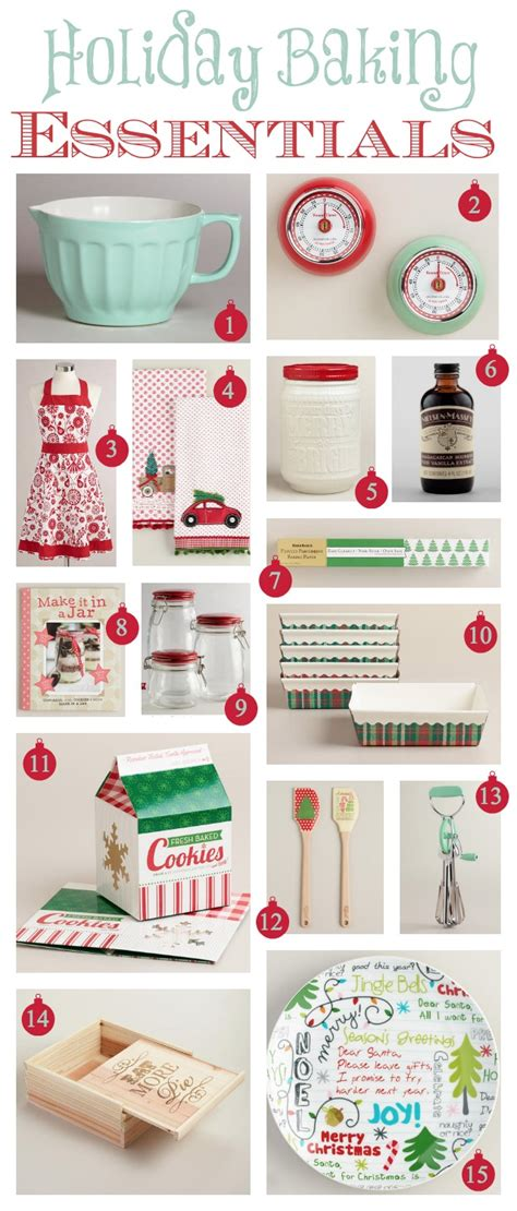 baking christmas gifts holiday baking essentials homemade food gifts atta girl says