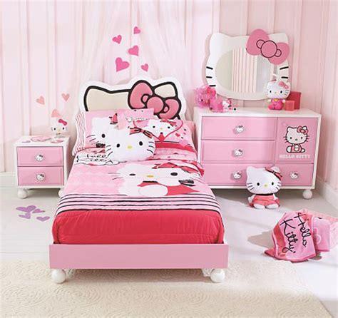 kitty bedroom theme designs homemydesign