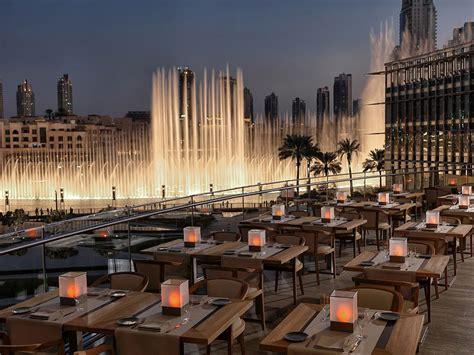 burj khalifas armani hotel launches  outdoor terraces