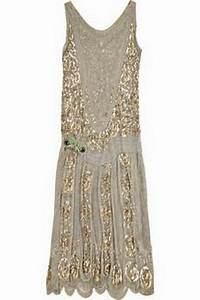 Robe Année 20 Vintage : robes ann es 20 ~ Nature-et-papiers.com Idées de Décoration