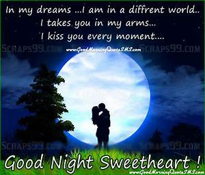 Romantic Goodnight Messages for Couples, Goodnight Love ...