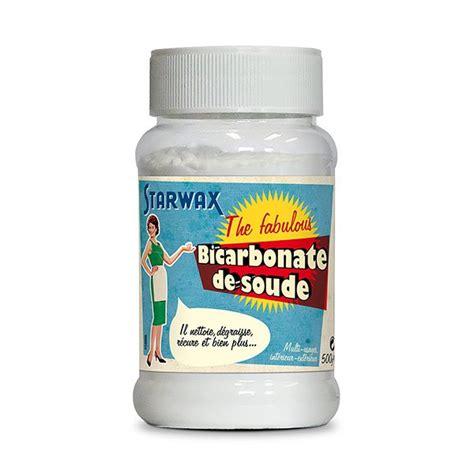 bicarbonate de soude cuisine bicarbonate de soude 500 g starwax produits d 39 entretien pour cuisine organisation de la