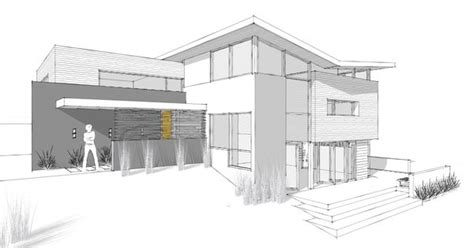 home design drawing sketches of modern houses search things to draw