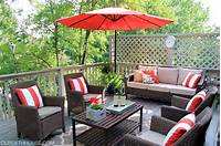 deck furniture ideas Outdoor Living (Deck Updates) - Our Fifth House