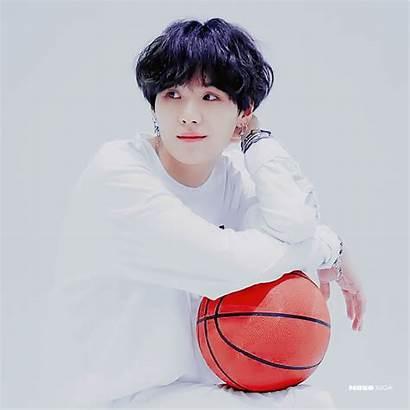 Yoongi Bts Suga Min Basketball Uploaded Aa