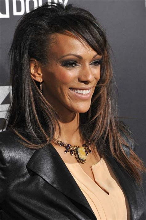 Black Hairstyles by 21 Most Beautiful Black Hairstyles With Bangs That Will