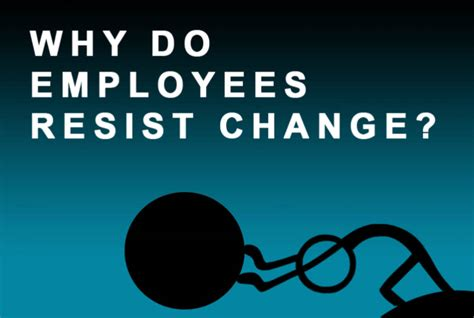 employee resistance to organizational change